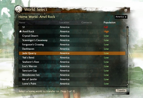 A World of Choice – The Regions of Guild Wars 2 | GuildWars2 com