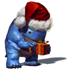 Get Your Own Holiday Quaggan Mini