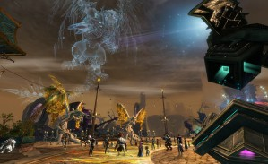 Guild Wars 2 Dragon Bash Festival