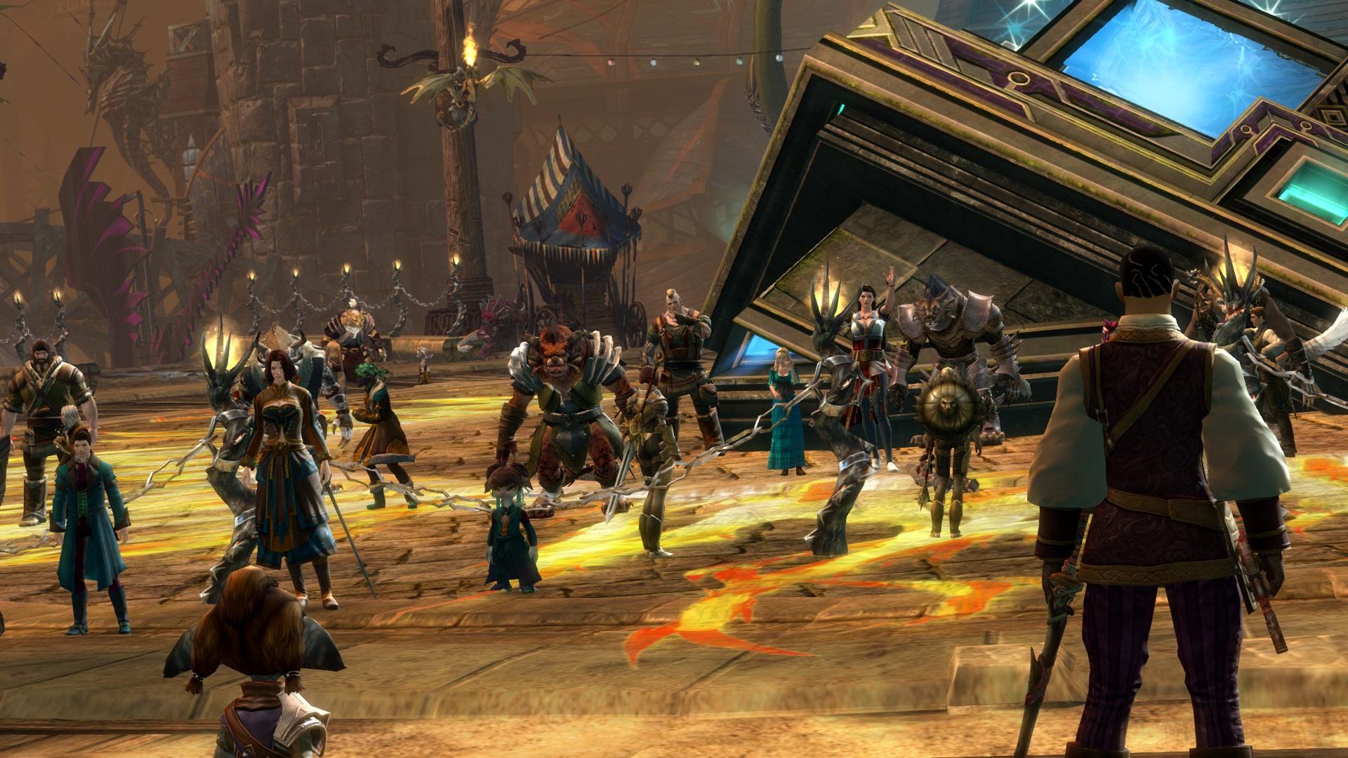 Guild Wars 2 Data: June 2013