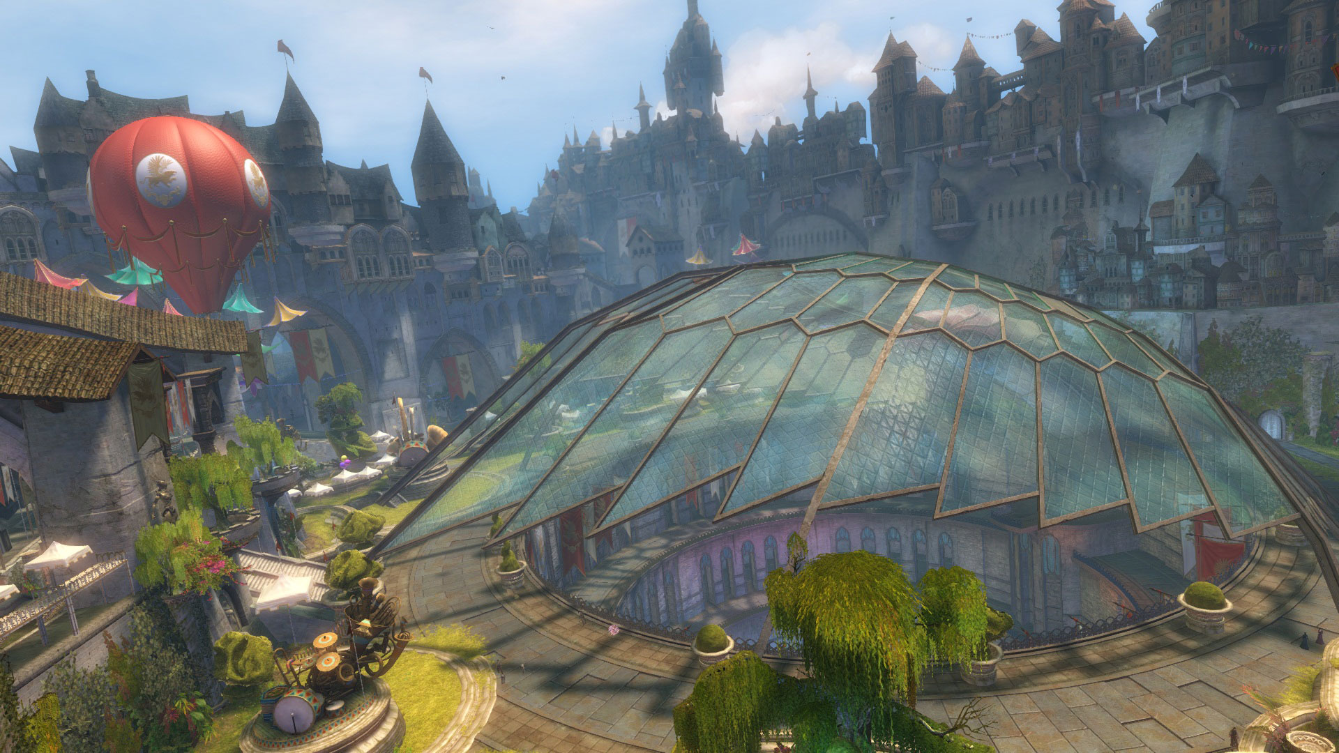 a game analysis of the guild wars 2 Today arenanet has unveiled the guild wars 2 guardian after nearly a full week of wild speculation, we've finally got the details on the fifth class interestingly, this reveal followed a similar.