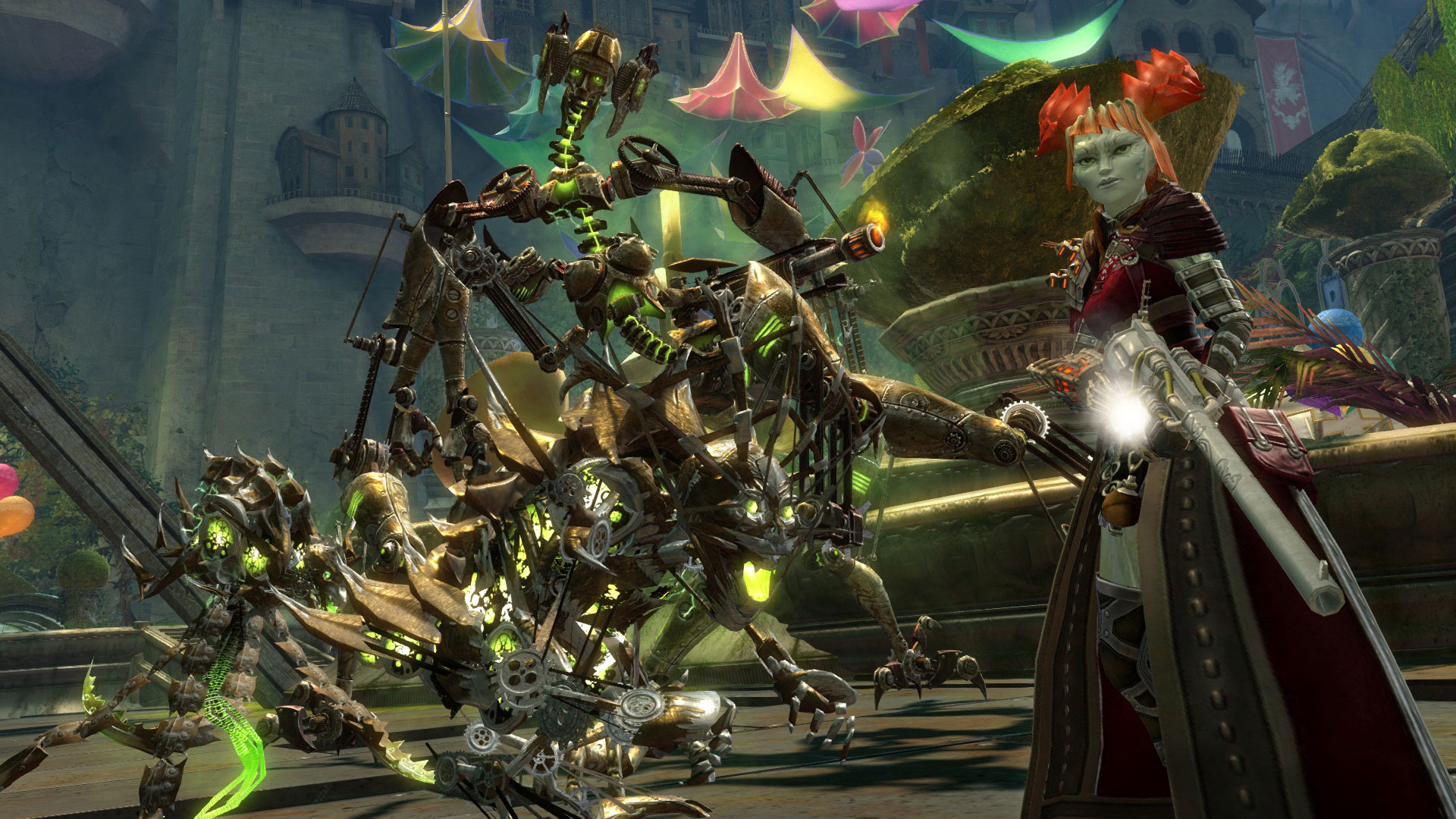 Clockwork Chaos Release Notes | GuildWars2 com