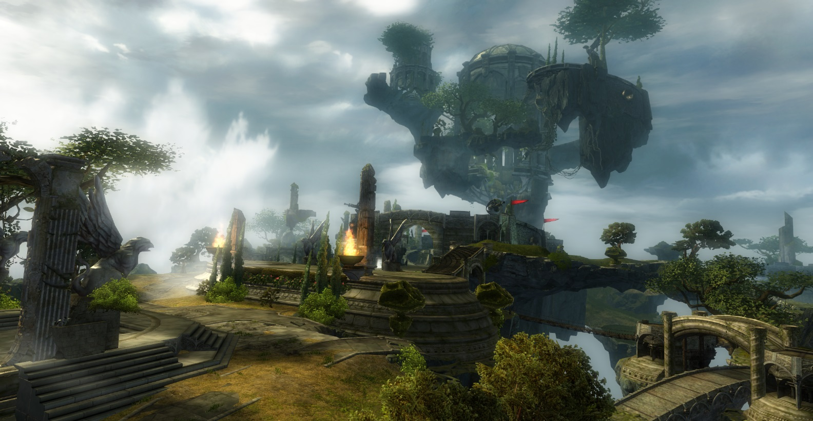 The Edge Of The Mists A New Map Is Coming To Wvw Guildwars2 Com