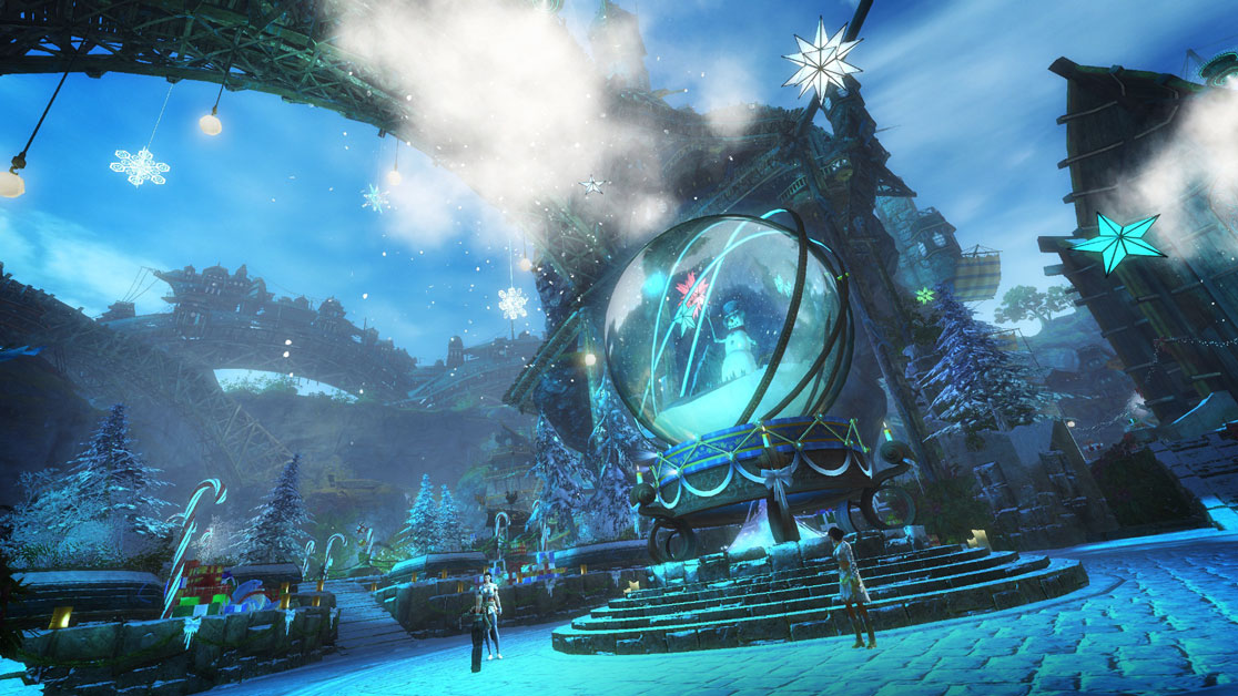 Wintersday – December 2012 | GuildWars2.com