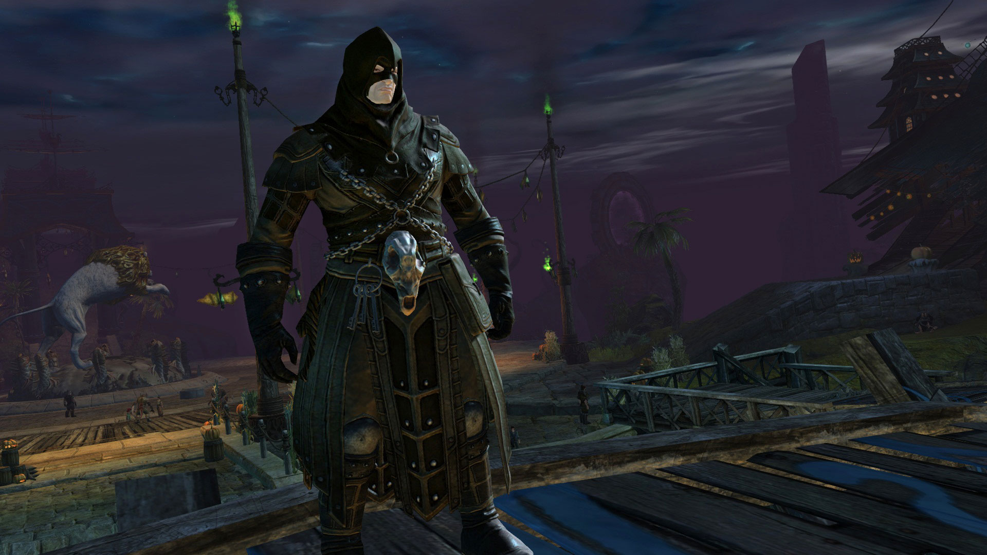 Guild Wars 2 Mad King, Bloody Prince, and Other Halloween
