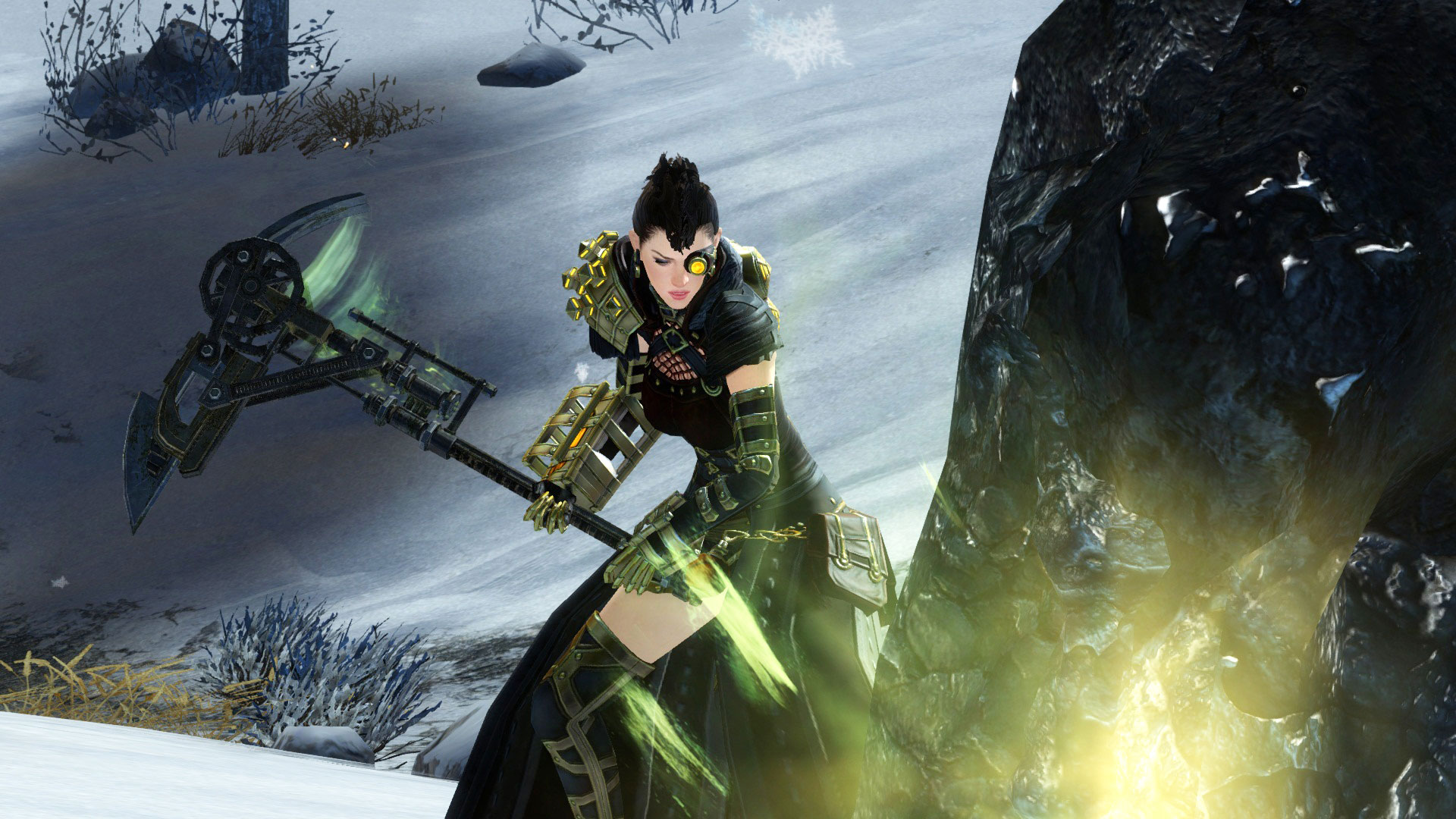 Guild Wars 2 New Watchwork Mining Pick and More in the Gem