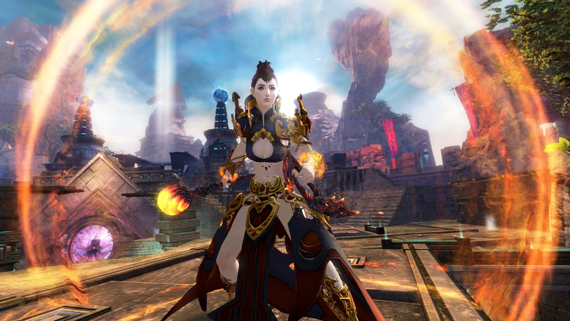 Mmo Games For Free : Traits unleashed forty new guildwars