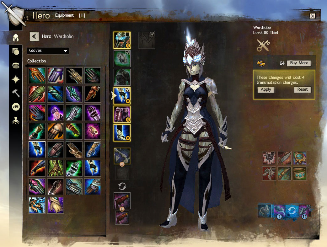 Introducing the Wardrobe System | GuildWars2 com