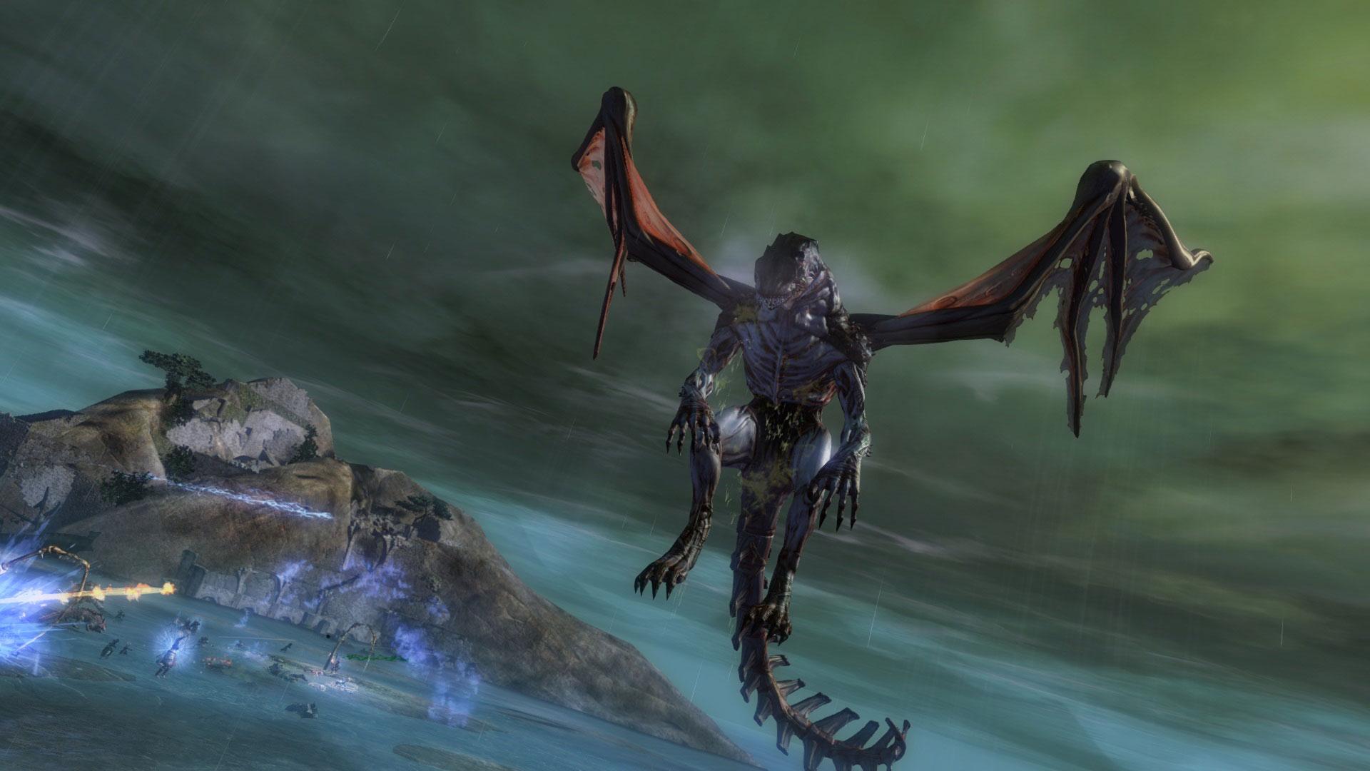 The Megaserver System: World Bosses and Events | GuildWars2 com