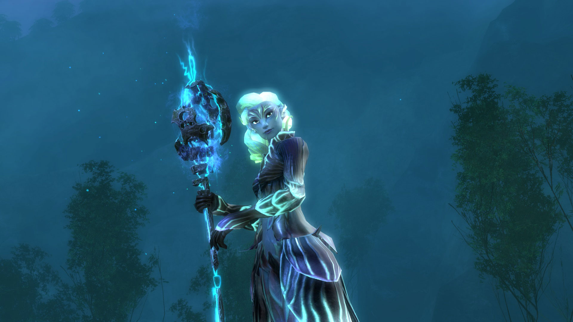 New Hairstyles Weapons And More In The Gem Store Guildwars2com