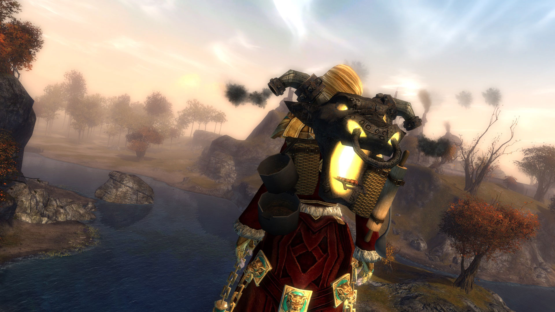 Guild Wars To How To Use Crafting Backpacks