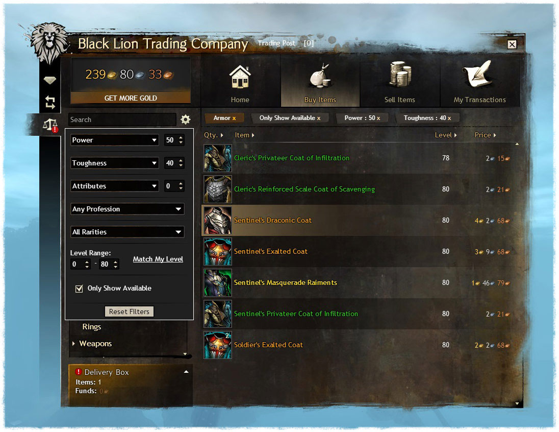 Introducing the New Trading Post | GuildWars2.com