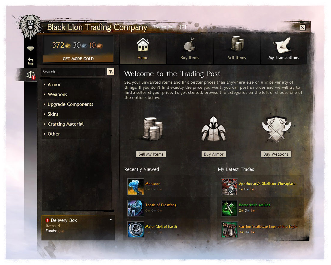 Introducing the New Trading Post |
