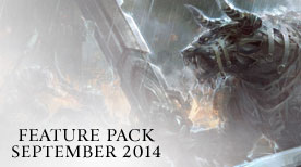 The September 2014 Feature Pack!
