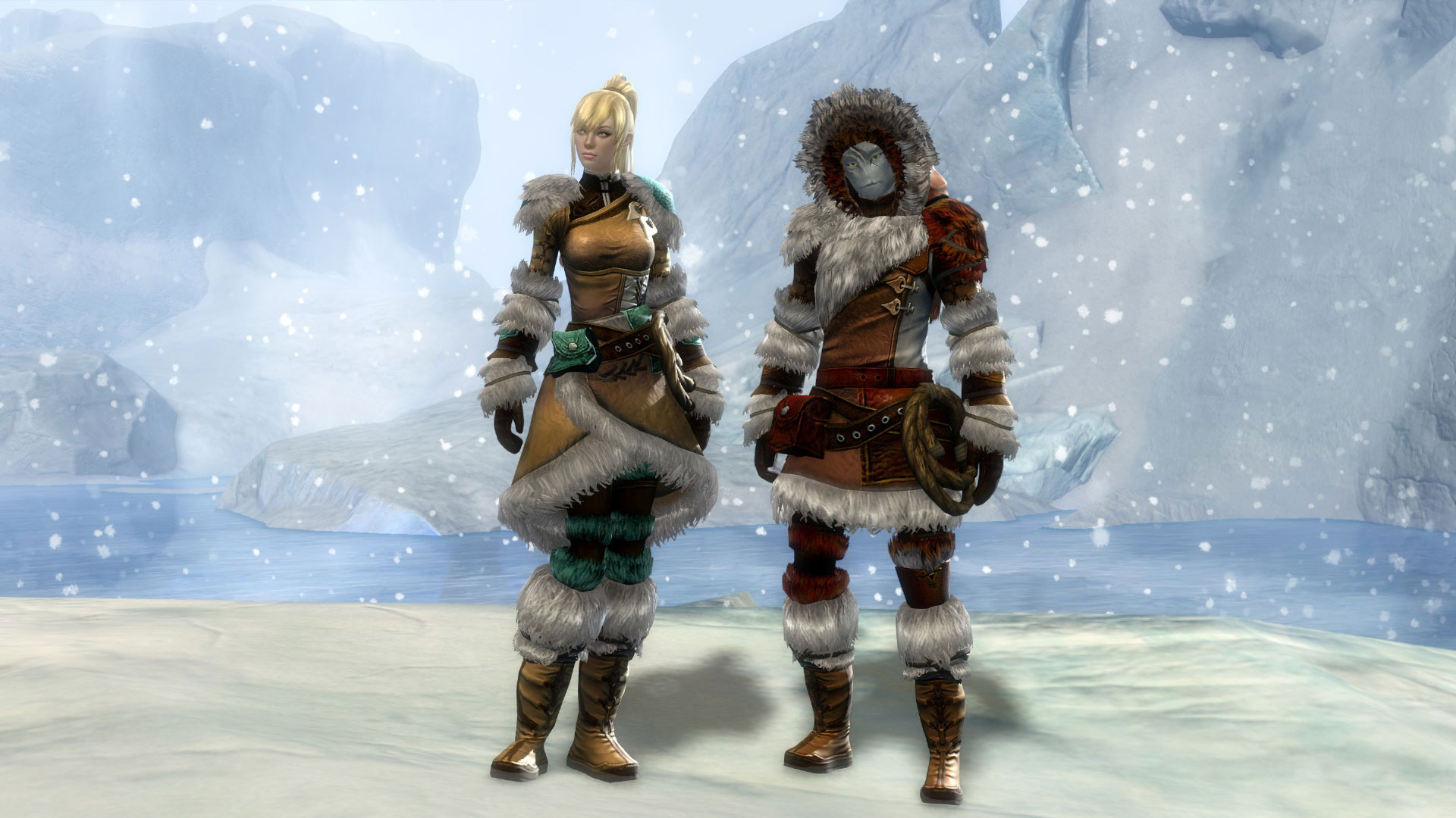 Gifts Mail Delivery, Arctic Explorer Outfit, and New Wintersday ...