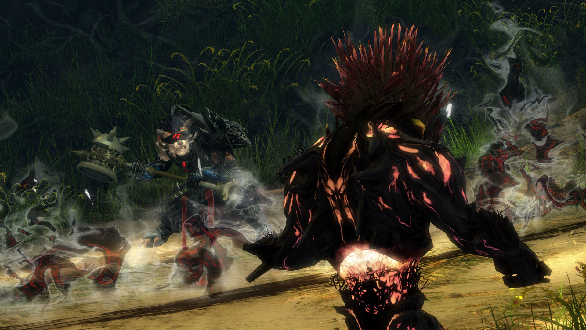 Revenant The Master Of The Mists Guildwars2com