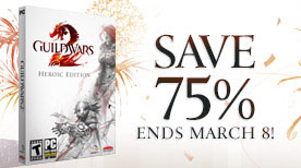 ENDS MARCH 8!<br>