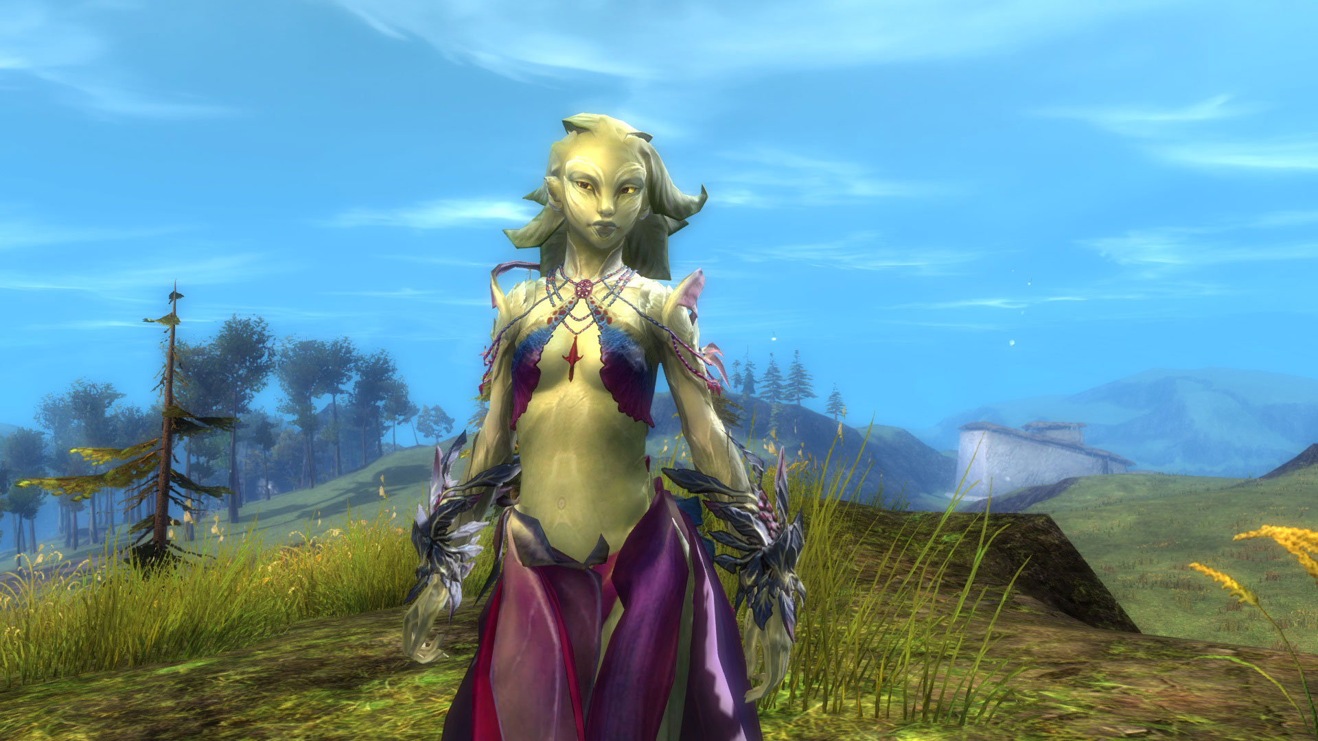 Guild Wars 2 Frisur ändern
