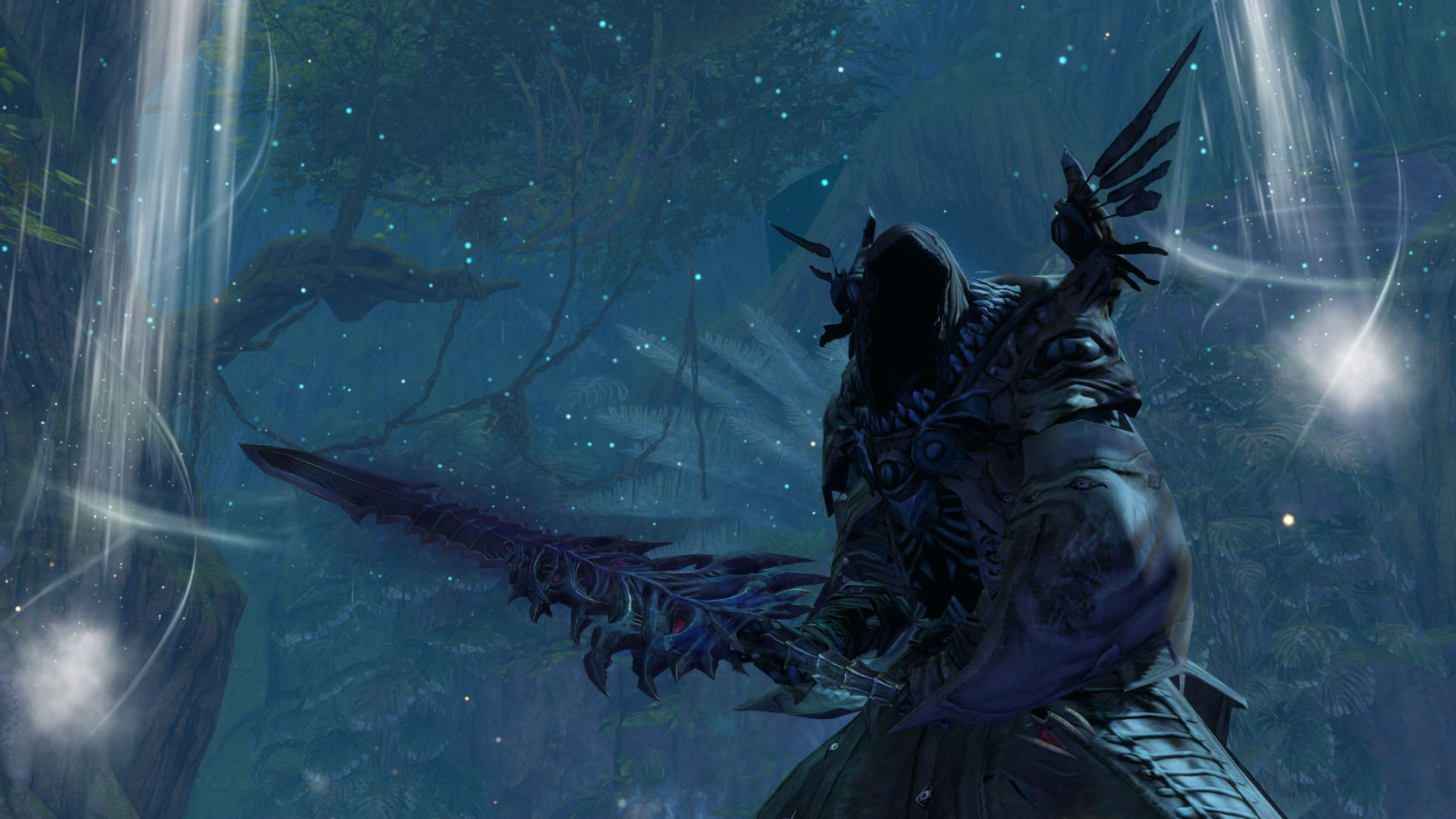 Meet the Reaper: Necromancer's Elite Specialization   GuildWars2 com