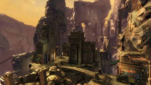 Frontier Ruins
