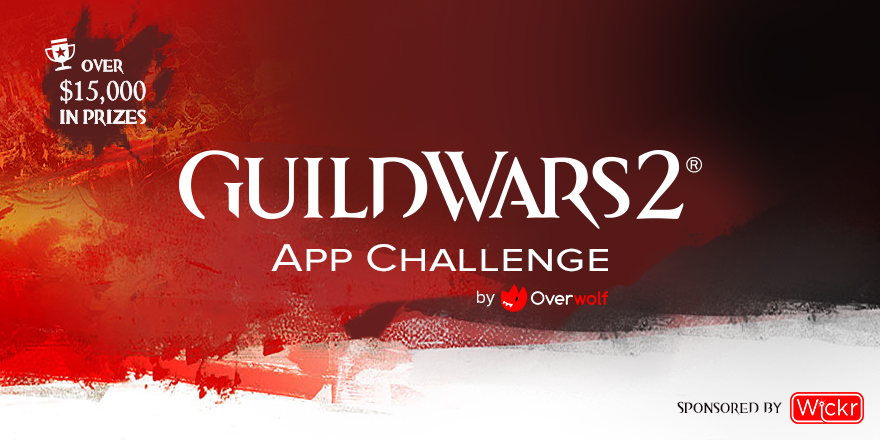 The Results of the Overwolf Guild Wars 2 App Challenge Are