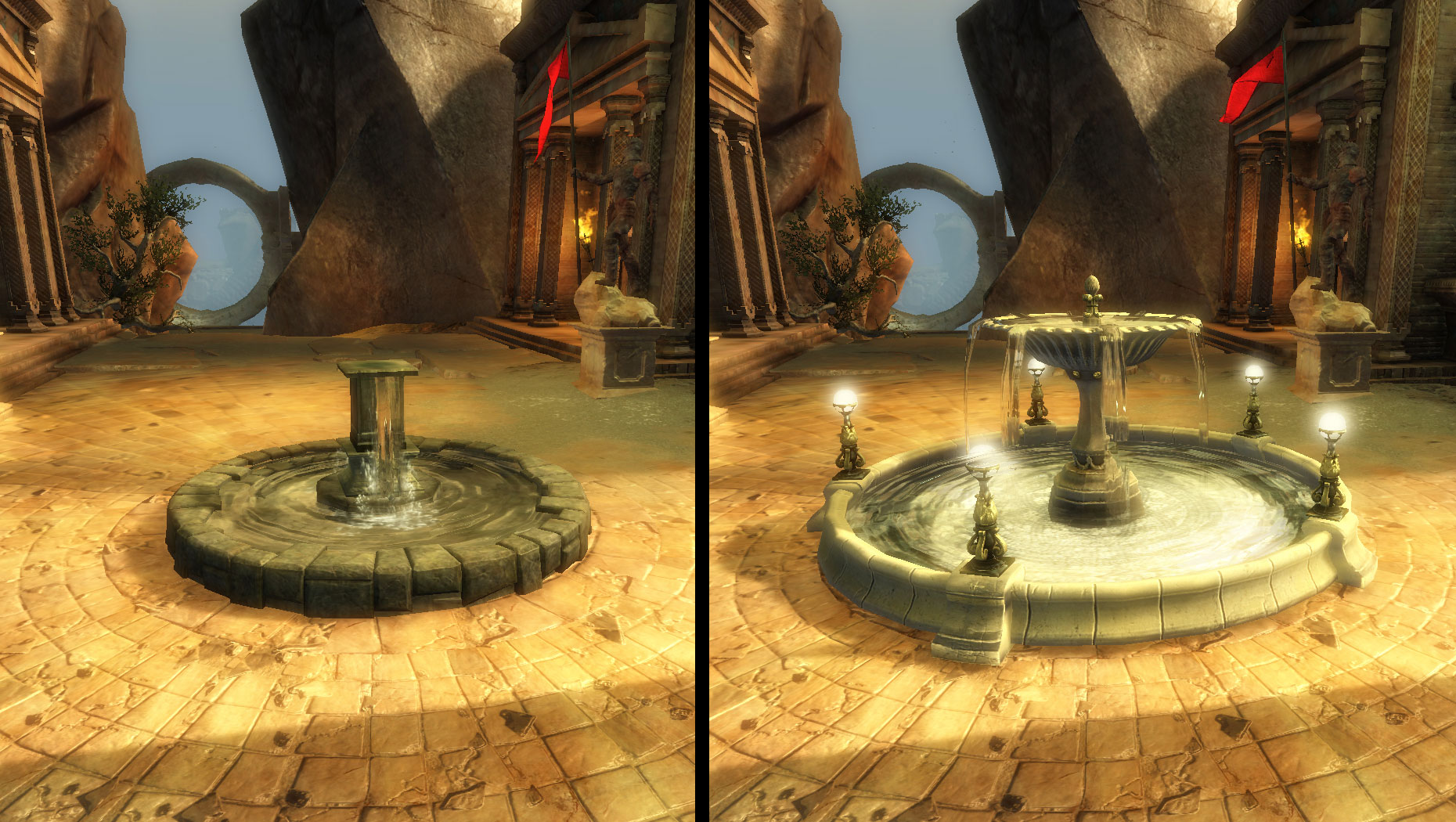 Guild Halls: From Pen to Production to Placement | GuildWars2.com