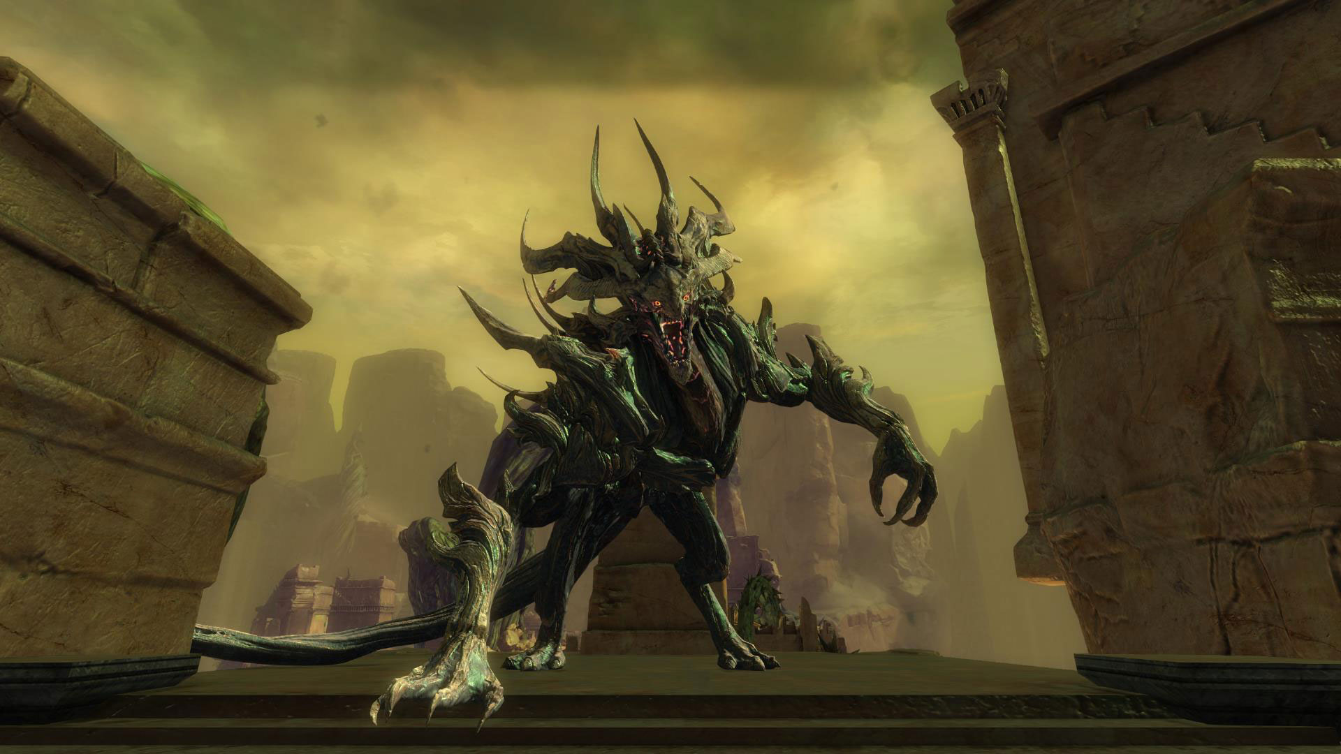 Guild Halls: Taken From the Enemy | GuildWars2 com