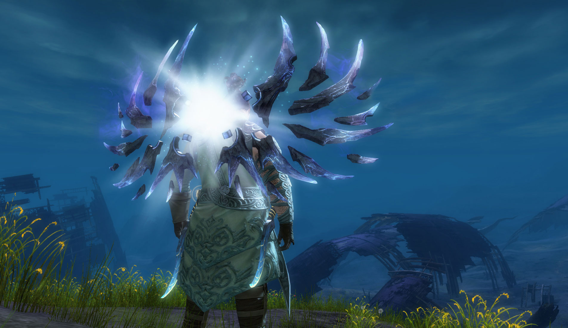 The Brand-New Fractals of the Mists, Legendary Backpacks, Ascended