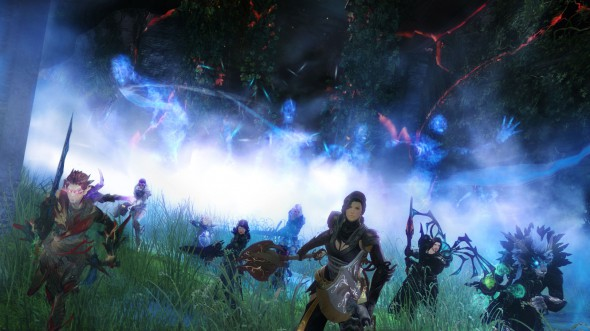 GW2 raids will be 10-person content.