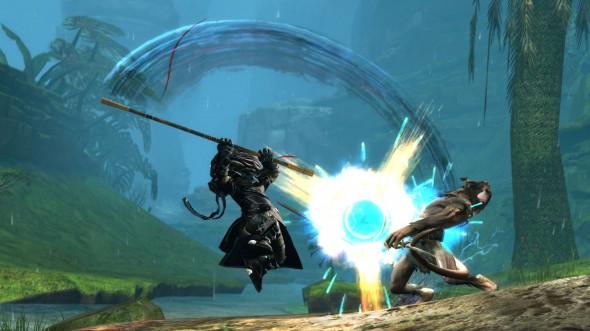 Weapon Skill Dust Strike