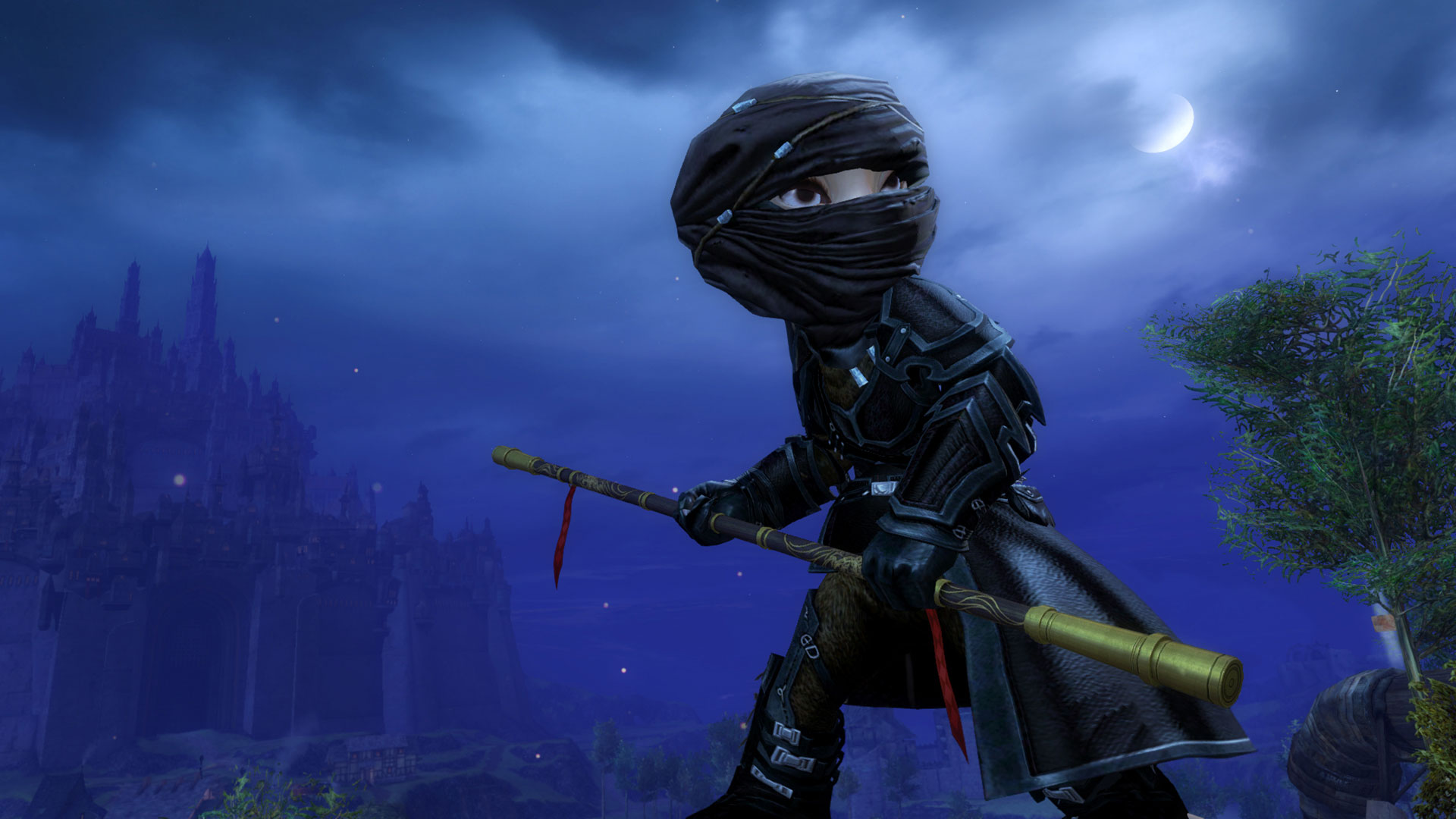 Build For Thief Guild Wars