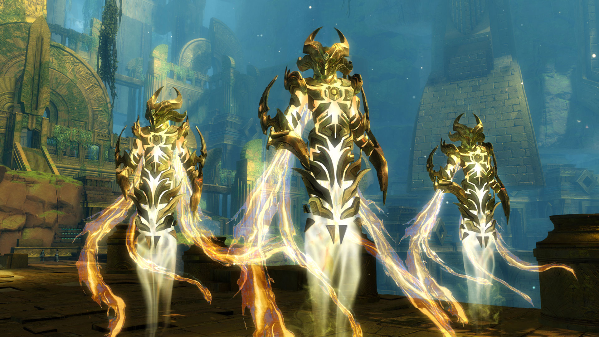 The Exalted: Pure Dedication | GuildWars2 com