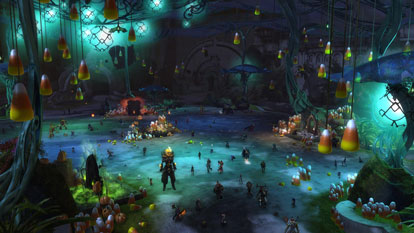 Halloween returns to Tyria : halloween doors gw2 - pezcame.com