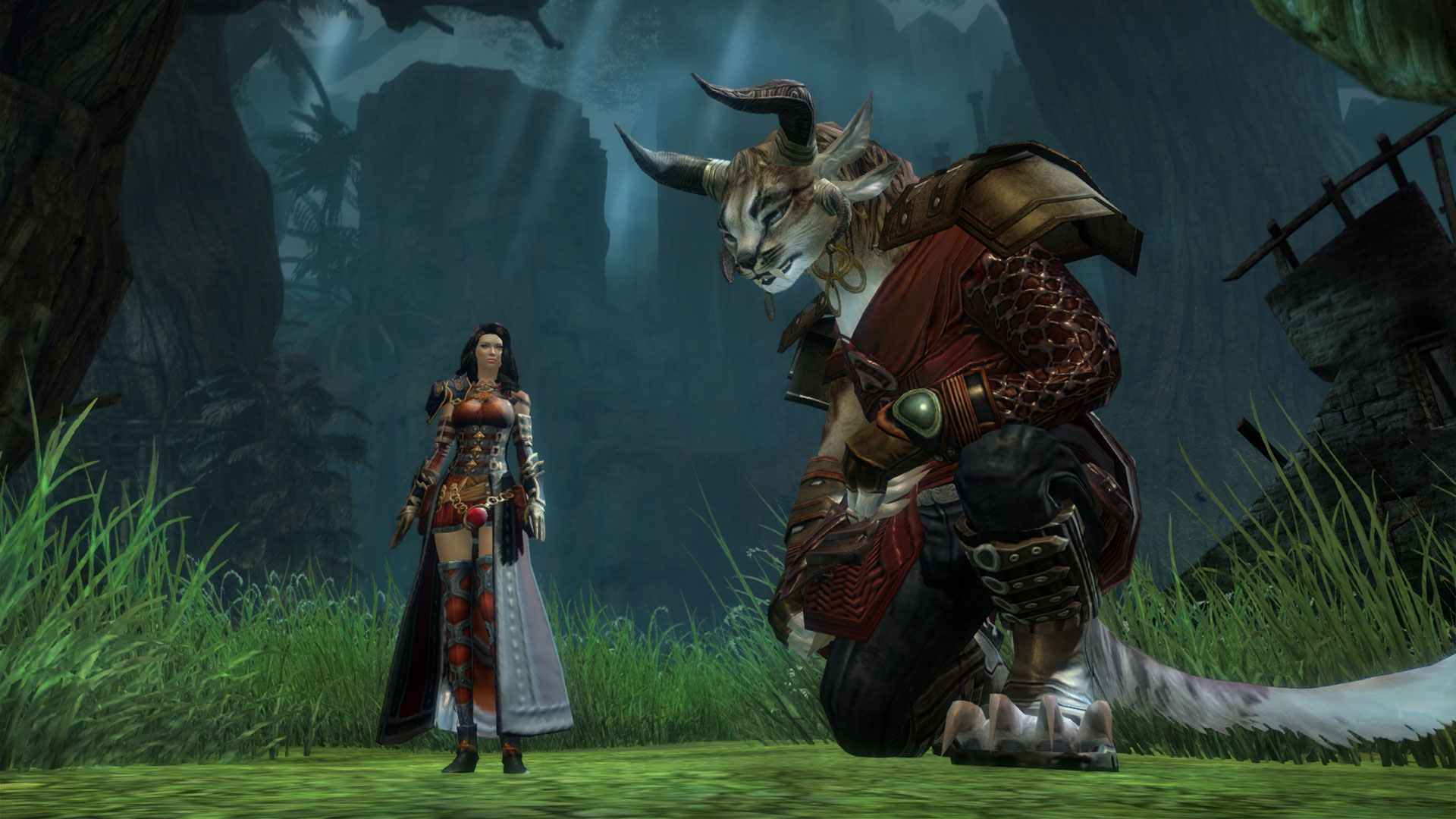 guild wars 2 how to change appearance