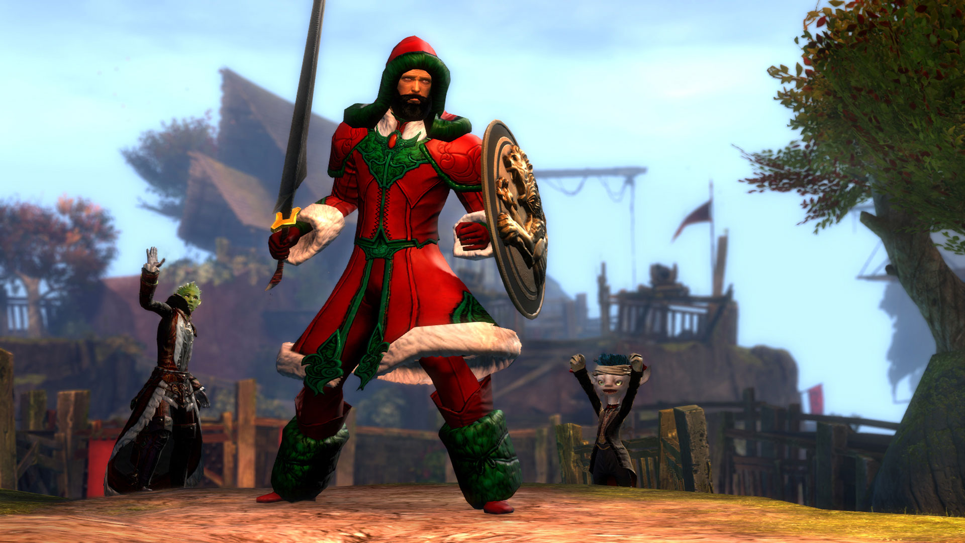 New Hair Styles, Timekeeper Weapons, Winter Solstice Pack, and Festive ...