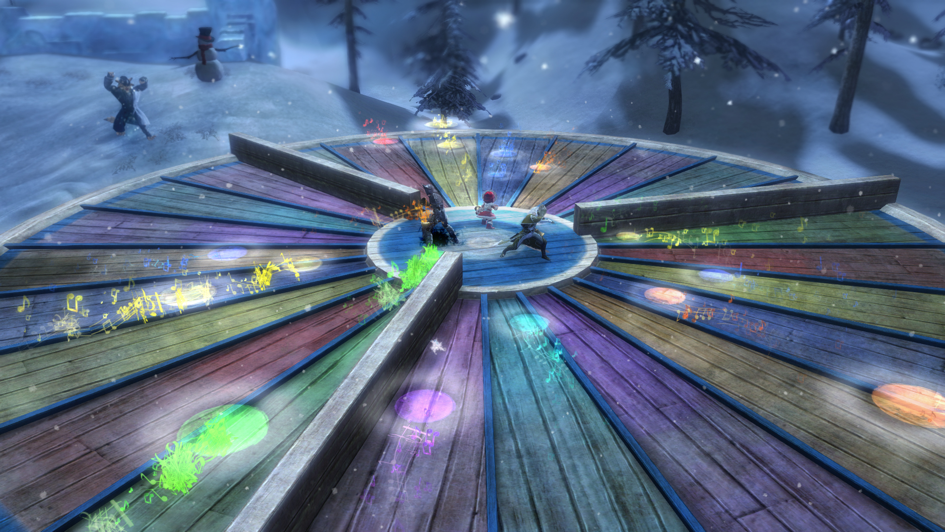 A Very Merry Wintersday Guildwars2