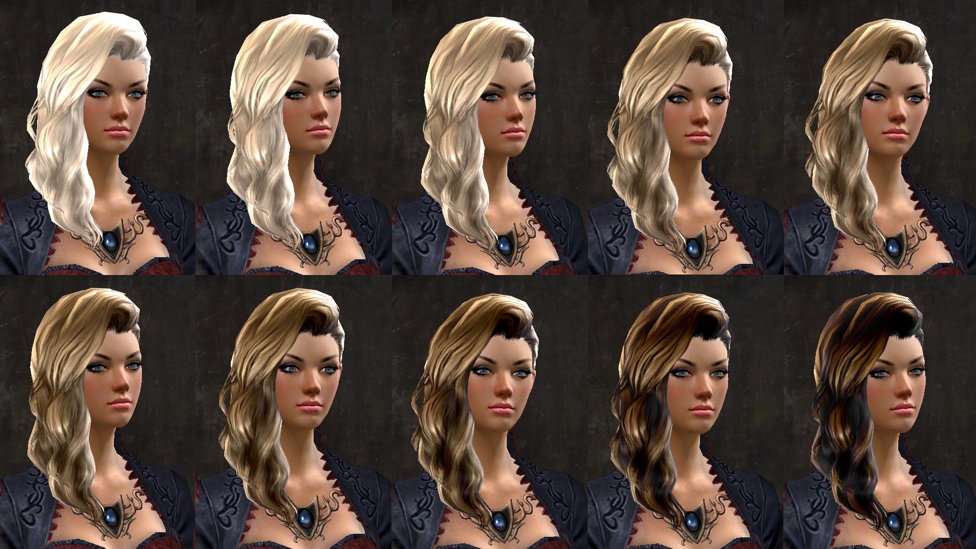 Frisur Andern Guild Wars 2 Stilvolle Frisur Website Foto Blog