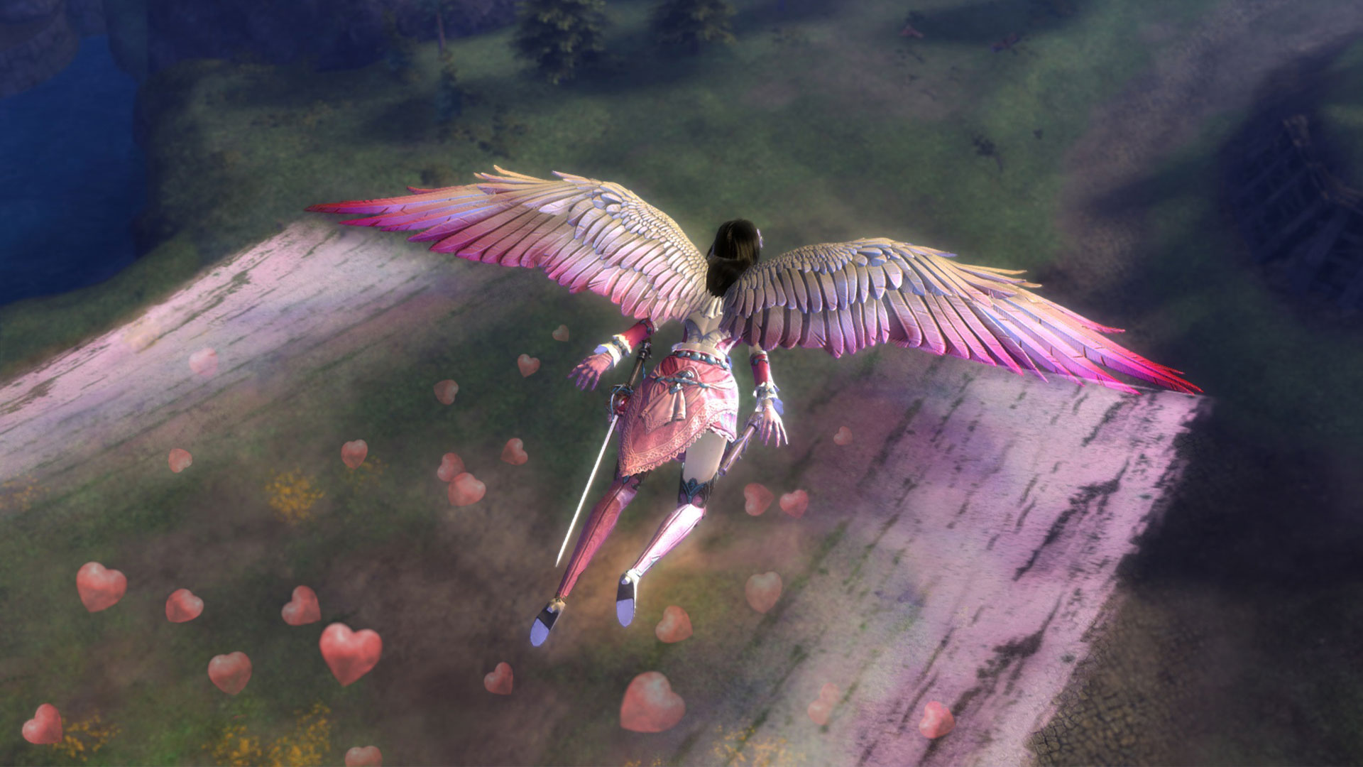 Image result for wings of love glider