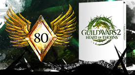 From 20 -27 July, save 50% off <br>Guild Wars 2: Heart of Thorns!