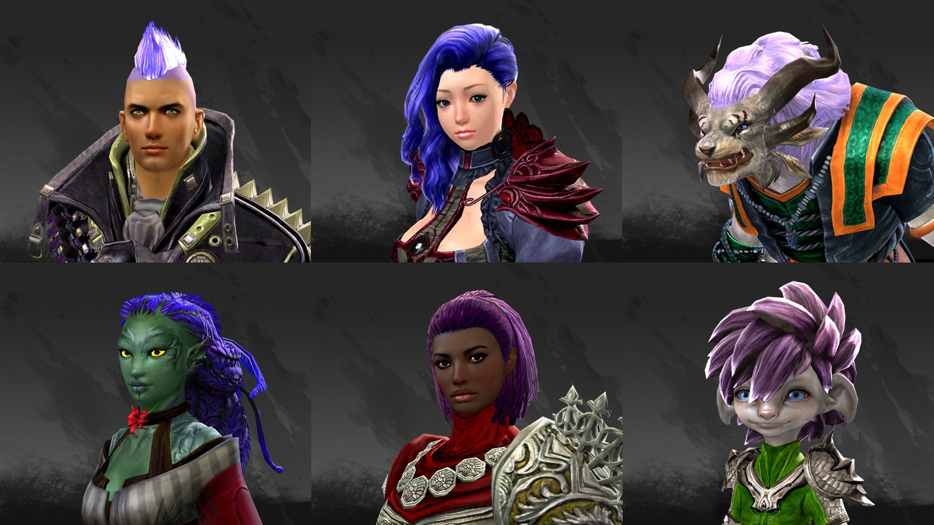 Hairstyle Kit Gw2 Imagenesmy