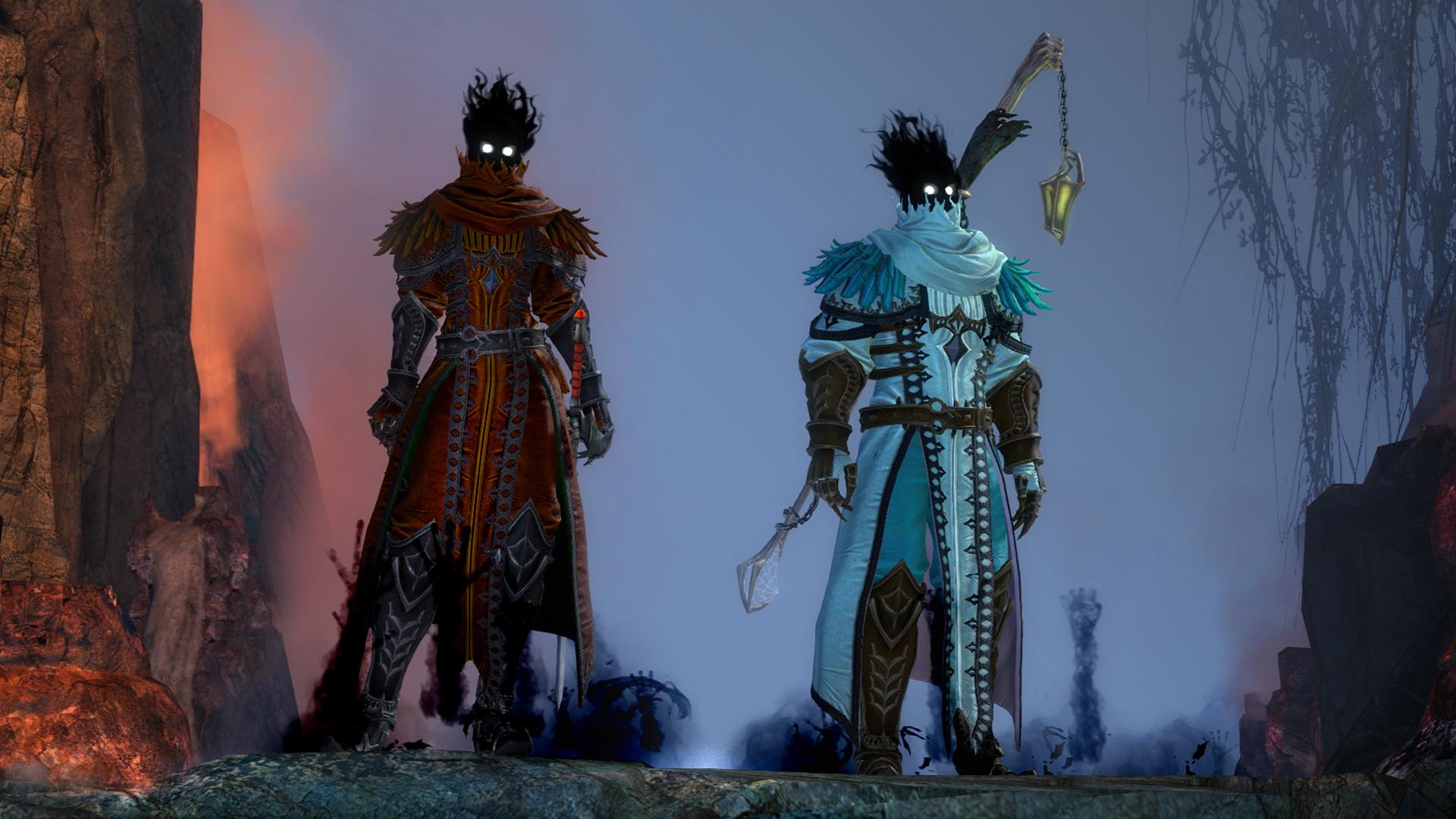 Dress Up Your Mounts for Halloween! | GuildWars2.com