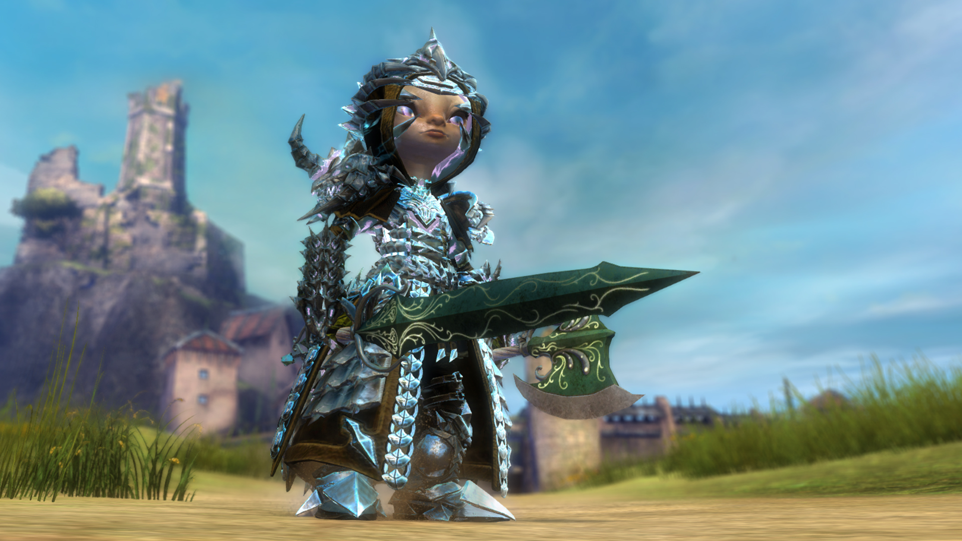 GW2 Legendary Armor Coming Next Tuesday - Dulfy