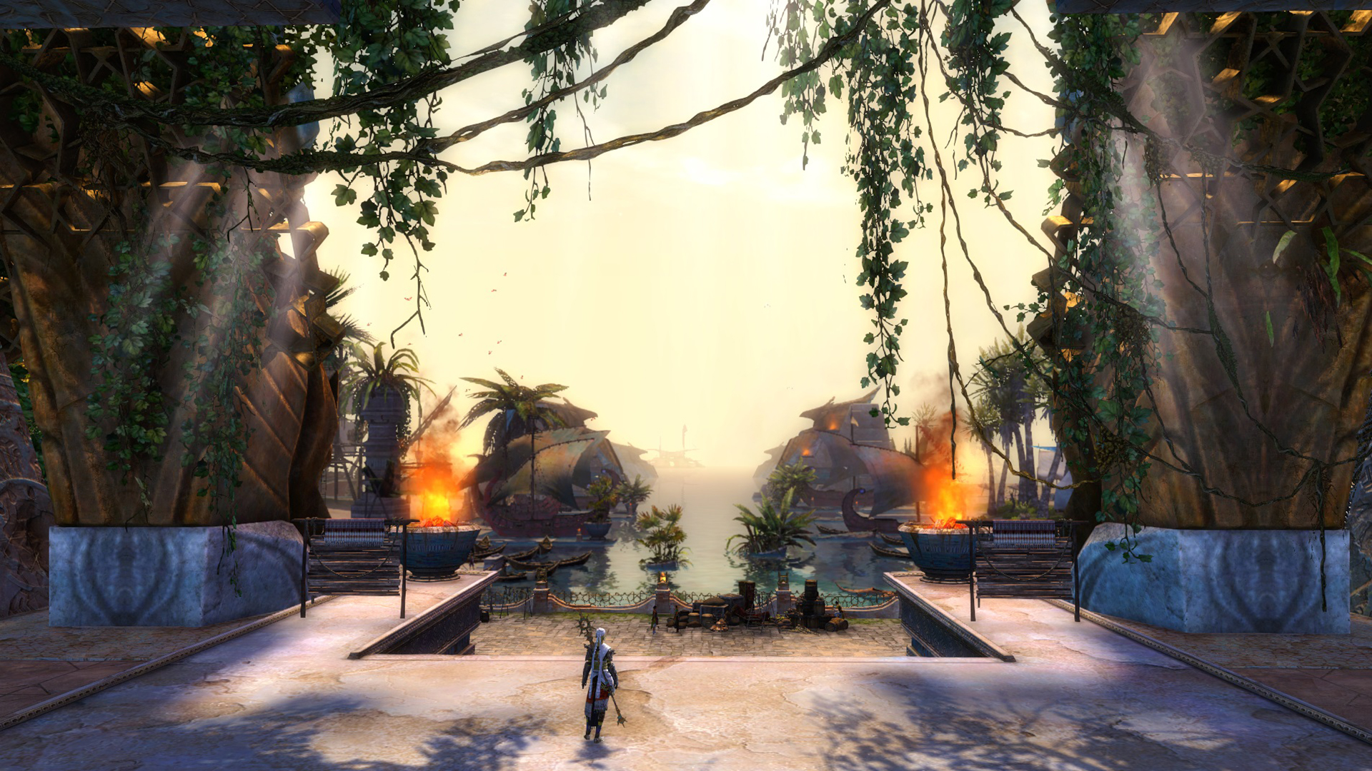 Get Ready For The Guild Wars 2 Path Of Fire Preview Weekend