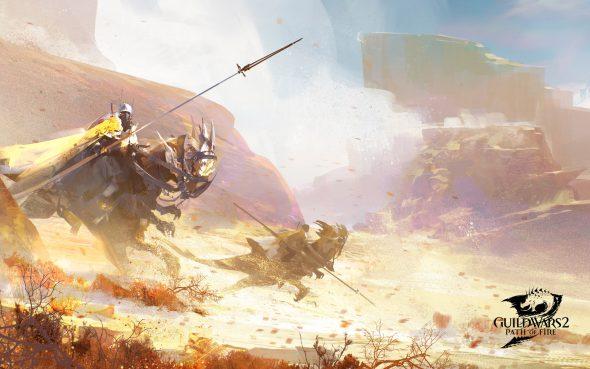 Guild Chat: Livestream zum Jahrestag von Guild Wars 2