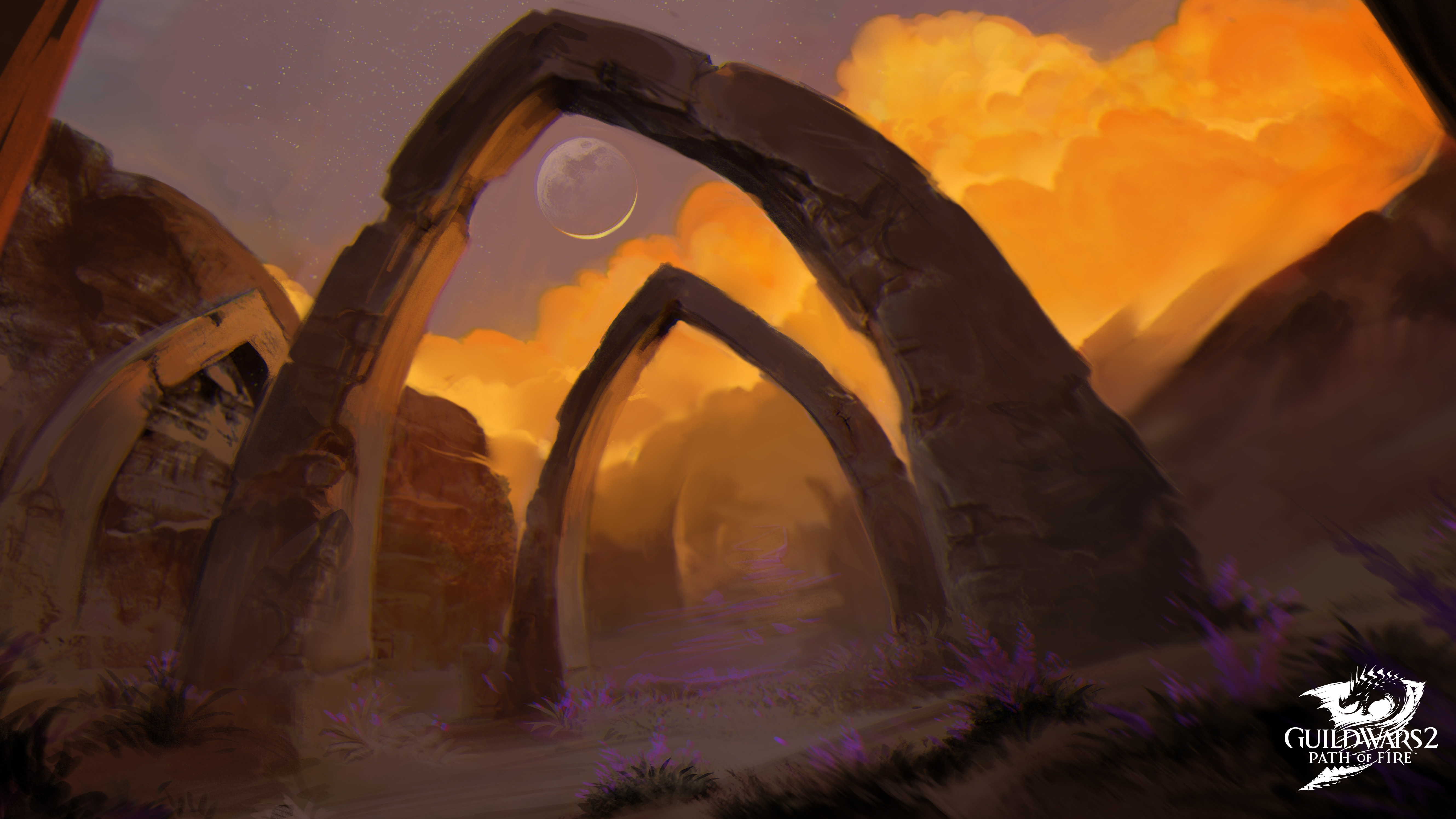 Amber Concept Art Fantasy