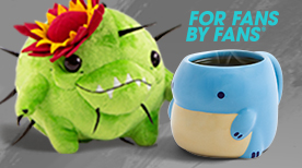 Quaggan Mug and Choya Plush now available for preorder!
