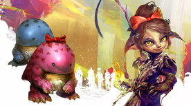 Guild Wars 2 Friend/Ships<br/>