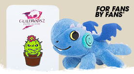 New Guild Wars 2 Merchandise<br/>