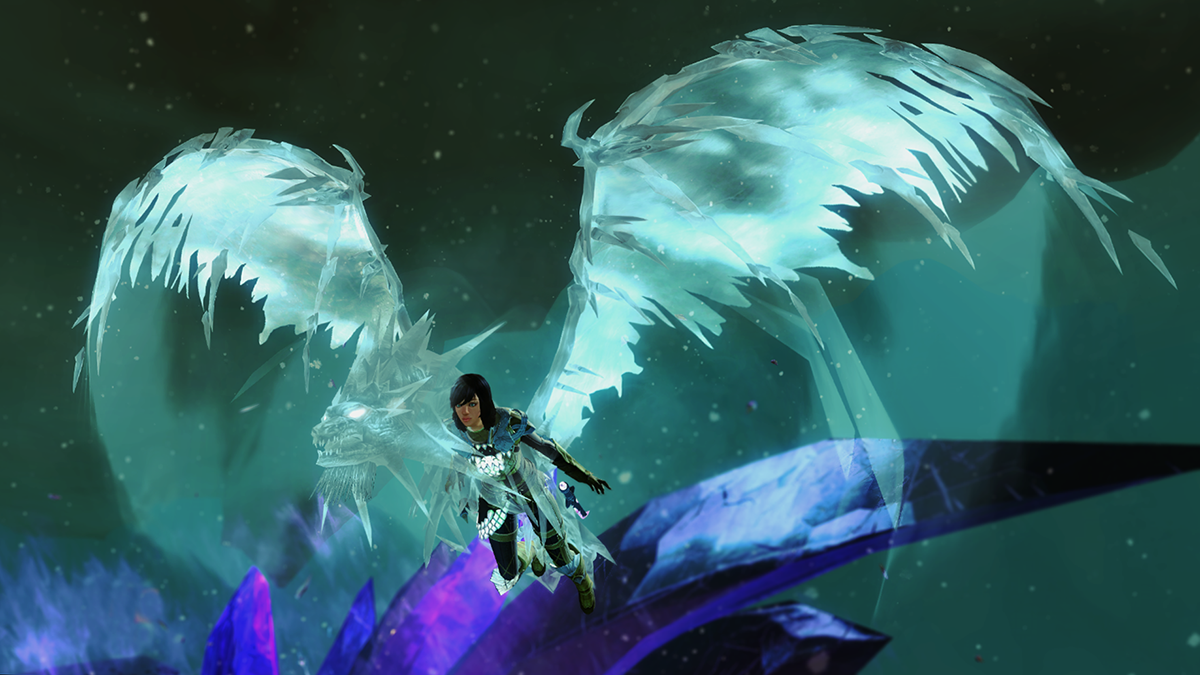 guild wars 2 how to get mount on free