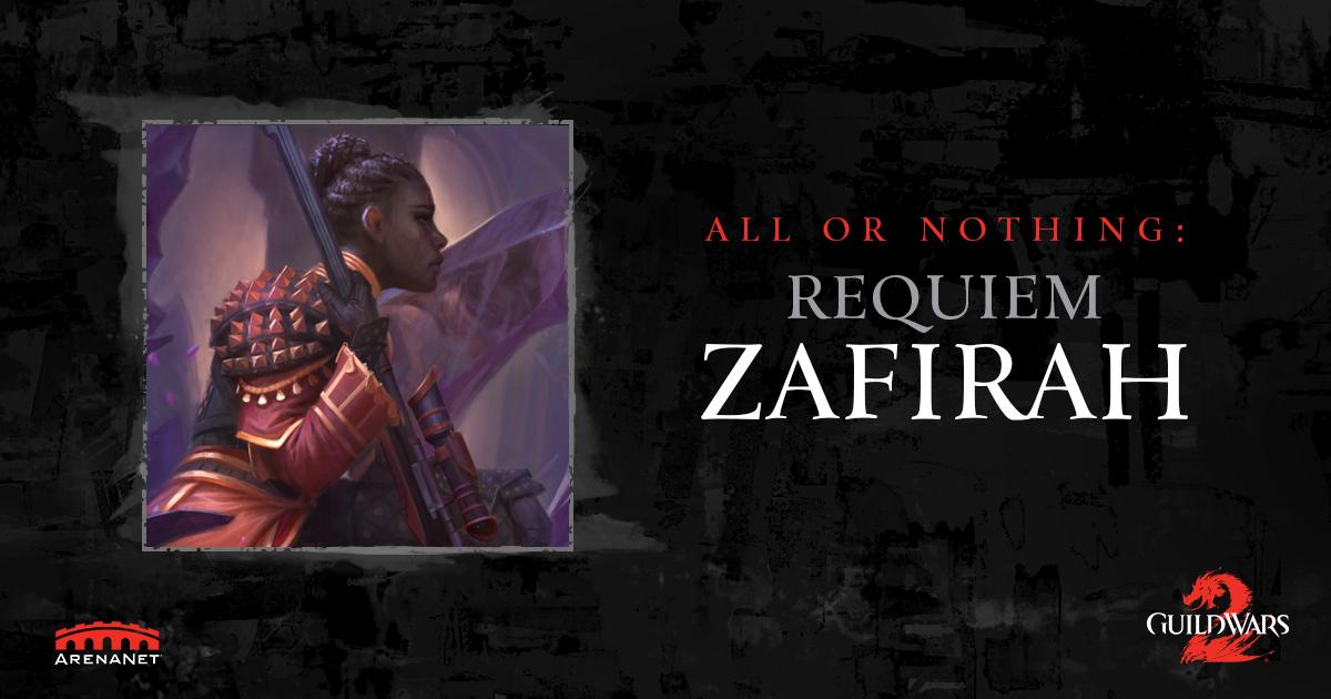 Requiem: Zafirah